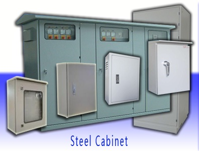KJL Cabinet and steel box