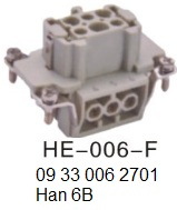 HE-006-F-16A-500V-6pin-female-screw-terminal 09 33 006 2701 Han 6B OUKERUI-SMICO-Harting-Heavy-duty-connector.jpg