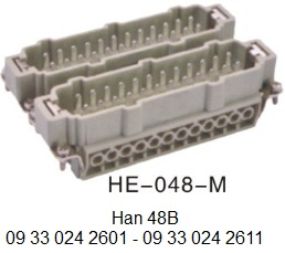 HE-048-M-16A-500V-48pin-male-screw-terminal 09 33 024 2601 09 33 024 2611 Han 48B OUKERUI-SMICO-Harting-Heavy-duty-connector.jpg